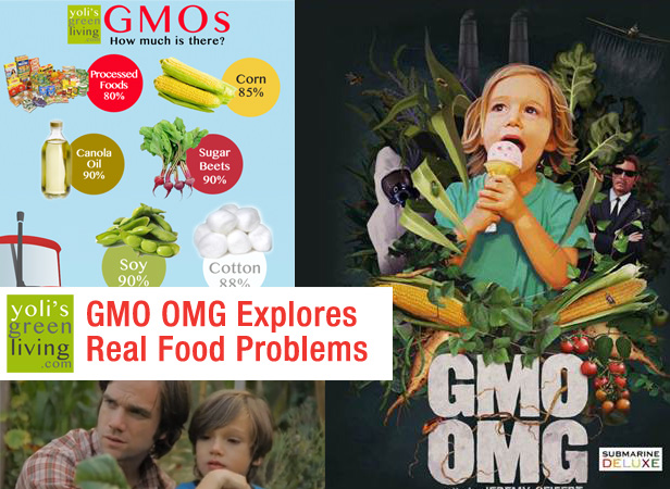 GMO OMG Explores Real Food Problems Header
