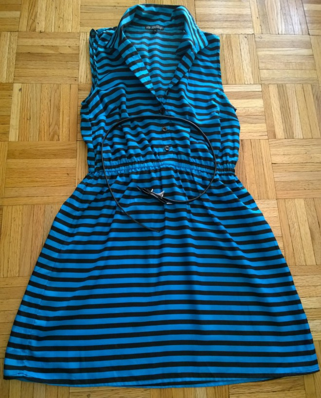 Bebop Stripped Dress