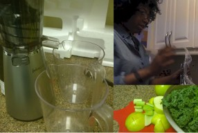 Slow, Cold Pressed Juicing with Juicepresso