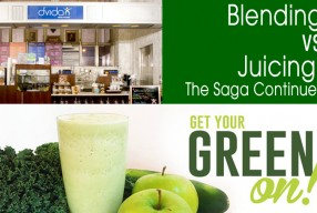 Blending vs Juicing With D'Vida Health Founder