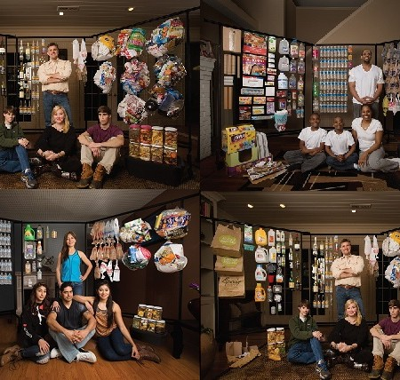 America's Waste in Focus: A Photoseries