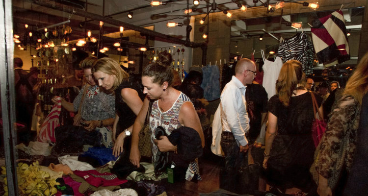 Largest Clothing Swap Event Going Global