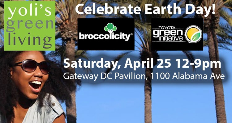Toyota and Broccoli City Festival Celebrate Earth Day in Sound (Giveaway)