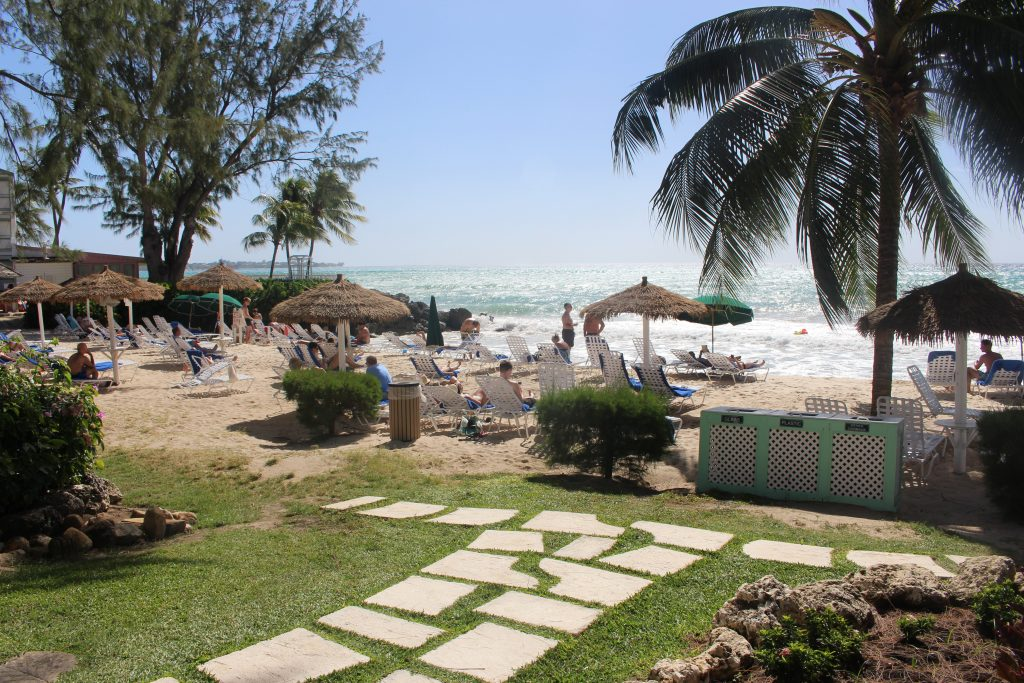 bougainvillia beach