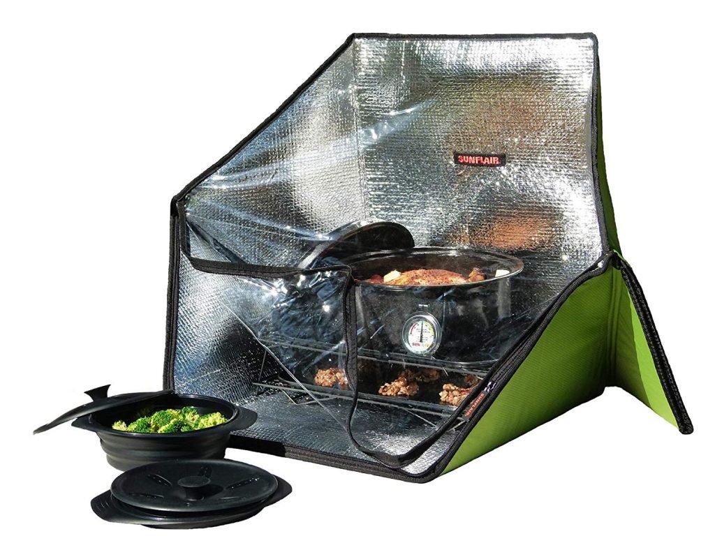 Sunflair's Portable Solar Oven